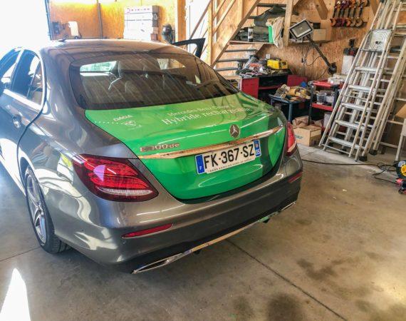 Mercedes Classe E hybride-1