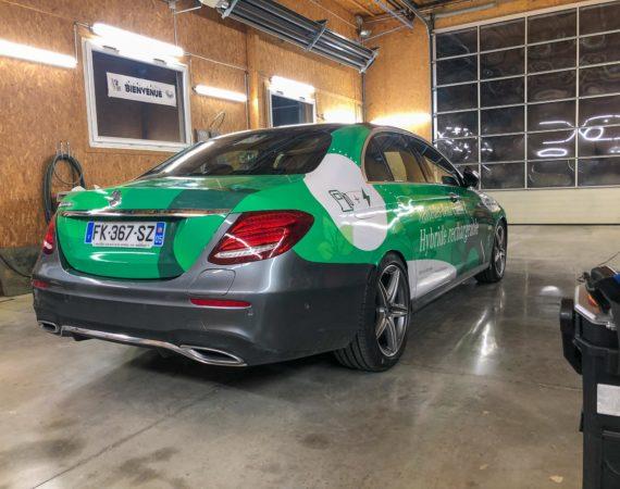 Mercedes Classe E hybride-5