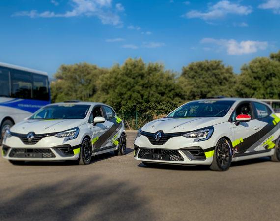 Renault Clio Dart Racing
