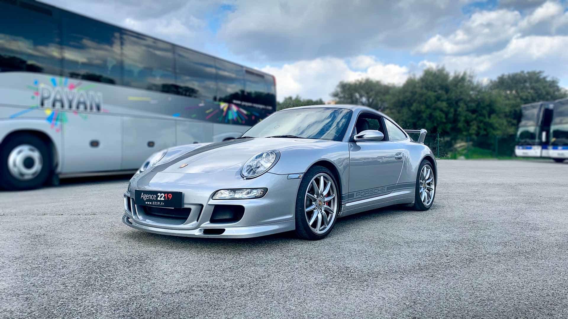 Kit déco Porsche 911 type 997-Agence-2219-1